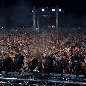 DJ Allen @ Liberty Parade 2009