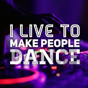 i live to make people dance 2 - Mix By Franck dyziak