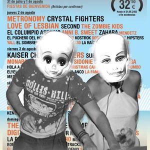 Arenal Sound Festival 2013