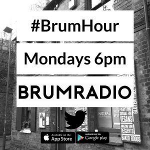 #BrumHour ft Jamelia plus Khakan Qureshi and Jonathan Berg (10/09/2018)