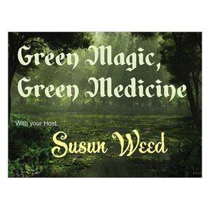 Susun Weed , Green Magic Green Medicine: Boneset