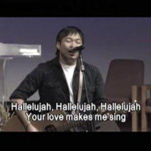 2011/07/24 HolyWave Praise Worship