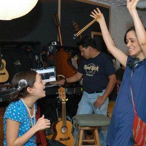 Julieta Venegas Ensayo MTV Unplugged 2008