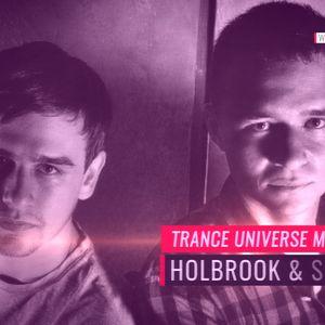 Holbrook & SkyKeeper - Trance Universe Marathon (07-08.01.2017)