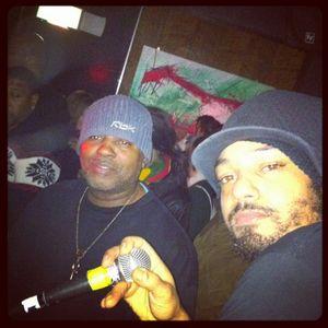 Jam Jah Monday @ Bull's Head - 14/02/12