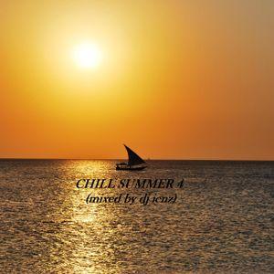 CHILL SUMMER 4 (mixed by dj ienz)