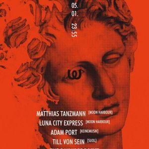 Matthias Tanzmann @ Moon Harbour Showcase - Watergate,Berlin (05.01.2013)