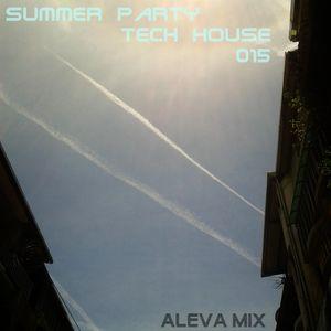 Aleva - Summer Party Tech House Mix
