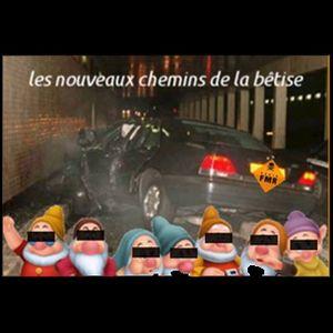 Les Nouveaux Chemins de la Bêtise du 23.10.2015