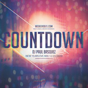12/31/2019 - RadioOne30 - Countdown to 2020 NYE Mix - Dj Paul Basquez
