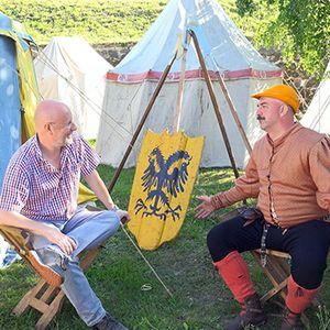 Разведопрос: Клим Жуков про крепость Корелу