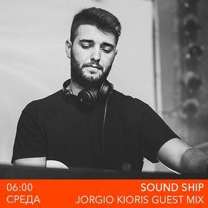 Sound Ship Radioshow (Guest Mix by Jorgio Kioris)