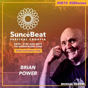 Suncebeat Musical Heroes Guest Mix #16 Brian Power