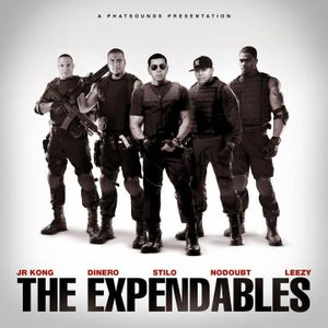 The Phatsounds Djs presents The Expendables