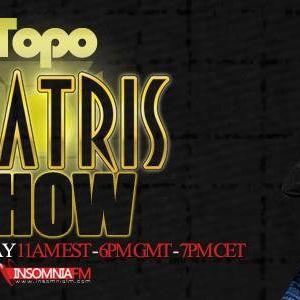 Topo - Teatris Show 011 (Insomniafm) - November 2014