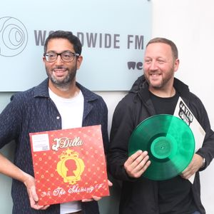 J Dilla: DJ Gilla with Mr Thing, Pete Adarkwah (BBE), and Amp Fiddler // 16-08-18