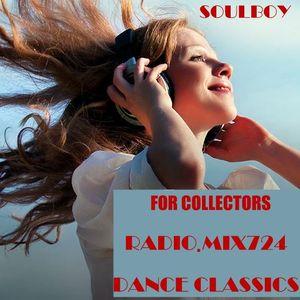 radio mix724 dance classics (for collectors)