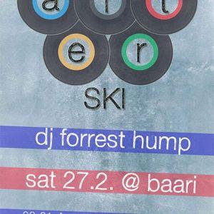 Forrest Hump (aka De Sousa) - Live @ After Ski - Porvoonkandun Baari, Helsinki