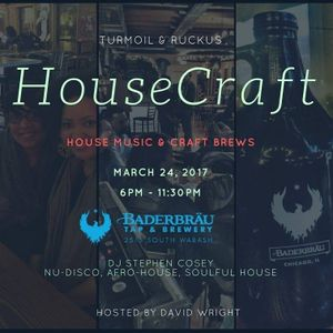 #HouseCraft MAR 24, 2017