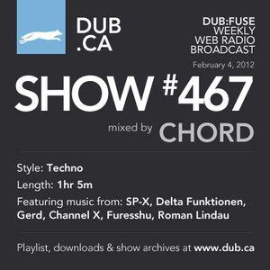 DUB:fuse Show #467 (February 4, 2012)