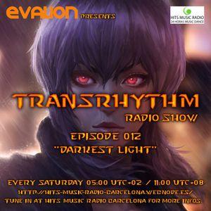 Evalion Presents TransRhythm Episode 012 (Hits Music Radio Barcelona)