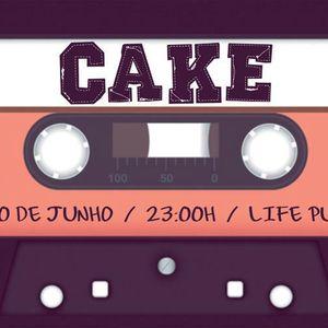 Cake Patos (Mix Teste)