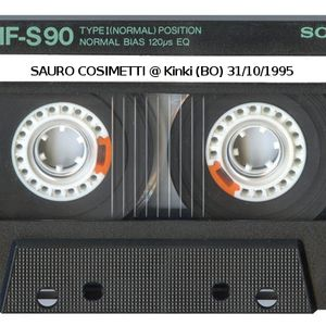 SAURO COSIMETTI @ Kinki (BO) 31/10/1995