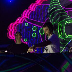 Fidel & Mozza B2B Set at EXIT Festival - Gaia Experiment Trance Stage (2018)