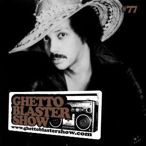 GHETTOBLASTERSHOW #77 (dec. 03/11)