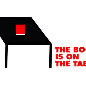 Radiocromìe - Giancarlo Ascari, The Book Is On The Table_router 14 novembre 2013