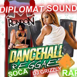 DJ GRIZZLY DANCEHALL REGGAE,SOCA &RAP 2012
