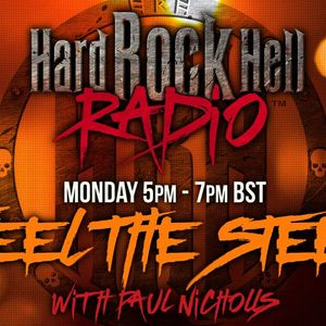 Hard Rock Hell Radio , Feel The Steel Sept 25th NEW Van Arx , Radio Sun , Stormbringer and more !
