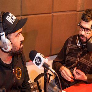 Esteban Vera y Marcelo Acevedo de Revista NAN en Prueba de Sonido