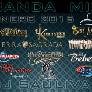 BANDA MIX ENERO 2015-DJSAULIVAN