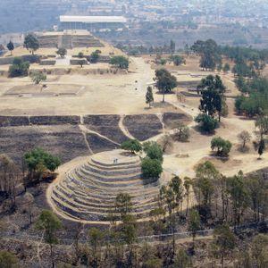Paseos culturales: Xochitécatl y Cacaxtla