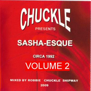 Robbie`s Sasha-esque old skool progressive house mix vol 2