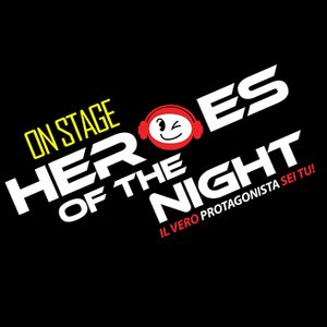 Heroes Of The Night On Stage - Ilaria Argiolas live @B_ear Club Frascati