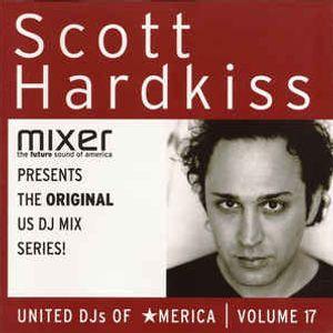 Scott Hardkiss – United DJs Of America - Volume 17 (2001)