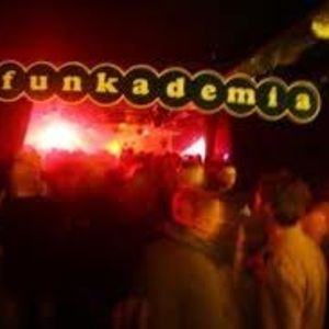 """IN THE BASEMENT"" Promo mix FUNKADEMIA April 2011"