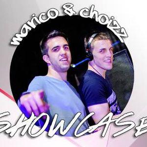 Marico & Choizz - Innertek Recordings Showcase 007 @ Vibes Radio Station 6 November 2013