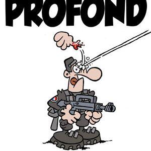 """La chronique BD de Sébastien Brossard - """"Profond"""" de Berth 'aux Editions Rouquemoute"""