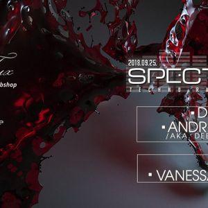 Vanessa Heichn [AR] Spectrum Techno Radio Show #131
