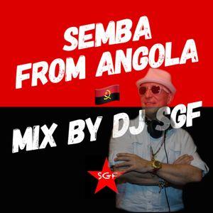 Semba from Angola mix by Dj SGF. - Recorded @ Studio Kerenoc