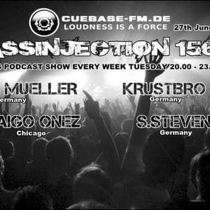 Jens Mueller @ Bassinjection, CubaseFM 27.06.2017