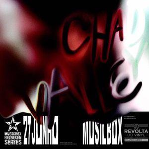 A REVOLTA do Vinyl 20 Junho 2015