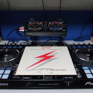 1982-86 新宿 HINRG DISCO MIX ★ TOKYO JAPAN