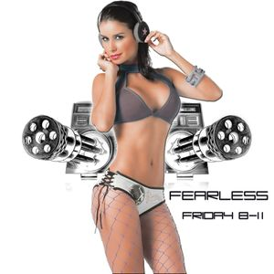 Dj Fearless Live On Rave-Radio 14-07-2012 95+ Bowlers Stuff