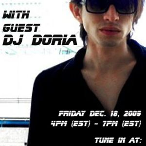 Connextion Radio (special guest Doria!)