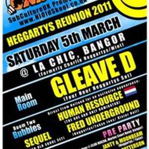 Fred Underground & Sequel - Heggarty's Reunion