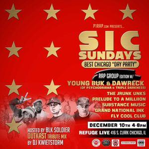 P1 - SIC Sundays Outkast Tribute Mix!